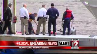 Body found in Ohio River