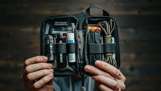 PHOTOGRAPHERS EMERGENCY POUCH (15 things you need in your camera bag!)