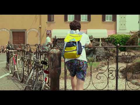 Call me by your name clip You know what things