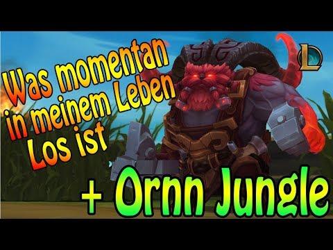 Fitness, mein Leben und League of Legends - Ornn Jungle Gameplay