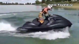 Гидроцикл с мотором от мотоцикла r1(Кэшбэк на Алиэкспресс 10% https://alibonus.com/?u=30772 YouVid.ru., 2015-12-17T17:23:35.000Z)