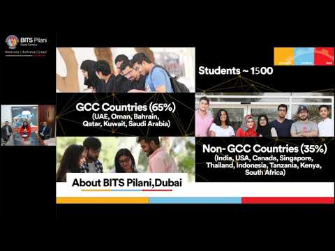 Admission Webinar - BITS Dubai   8th May