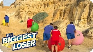 Die Gummiball-Challenge | The Biggest Loser 2015 | SAT.1