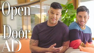 inside ricky martins serene los angeles home celebrity homes architectural digest