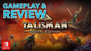 Talisman Digital Edition Nintendo Switch gameplay & Review | Roll with it! screenshot 3
