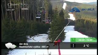 Panorama, ČT Sport 26. 12. 2017
