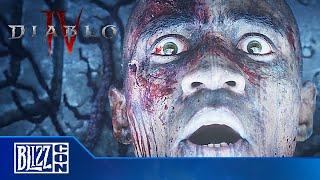 Diablo 4 - Full Stage Presentation | BlizzCon 2019