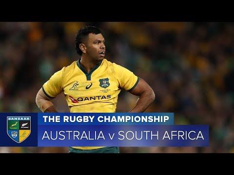 HIGHLIGHTS: 2018 TRC Rd 3: Australia V South Africa