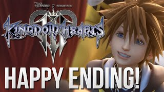 Kingdom Hearts 3 Will Have a Happy Ending? - Kingdom Hearts 3 News