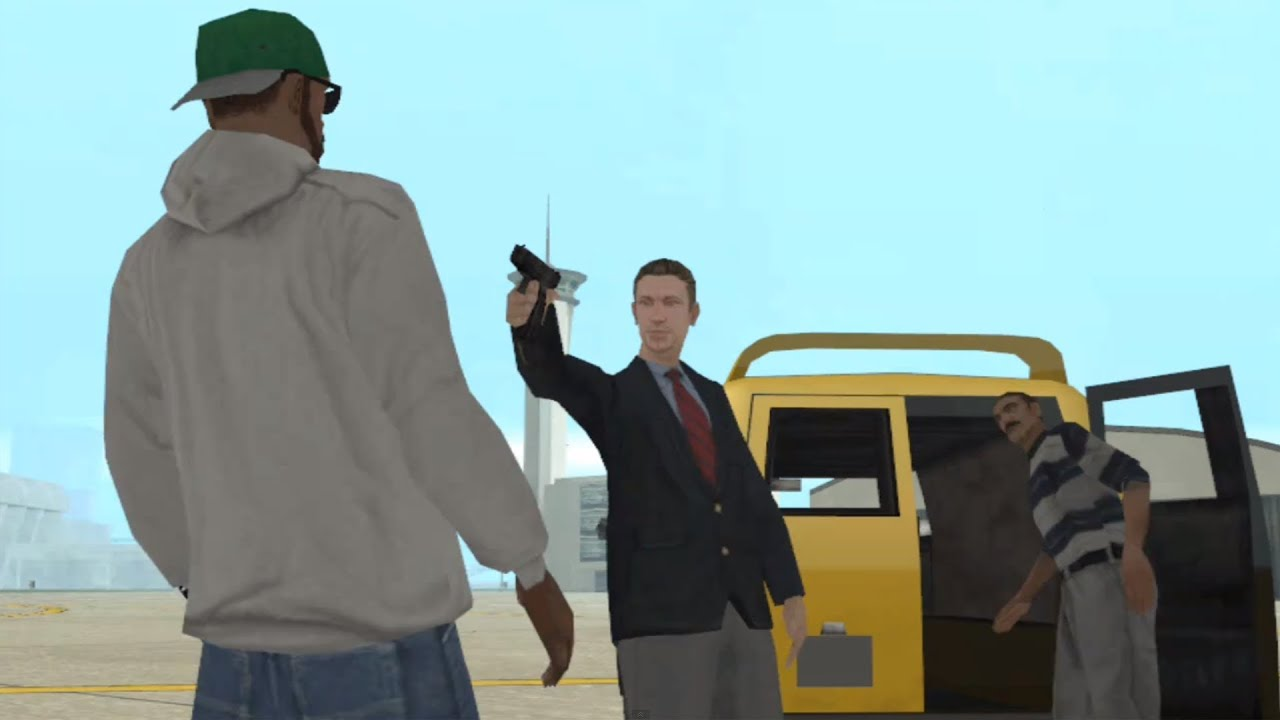 Glock Wallpaper Hd Mike Toreno Gta San Andreas Mission 52 Youtube