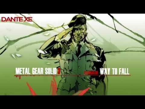Starsailor - Way To Fall (Metal Gear Solid 3 Credits Song)