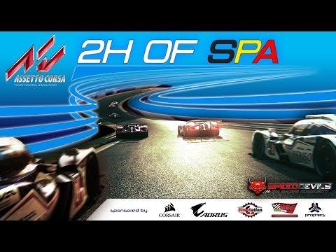 SpeedDevils - 2h of Spa Gara