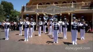 Disneyland:  New Disneyland Band Frontierland Set