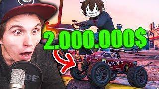 Ferngesteuertes AUTO für 2.000.000$ GEKAUFT! | GTA 5 Online
