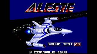 ALESTE game