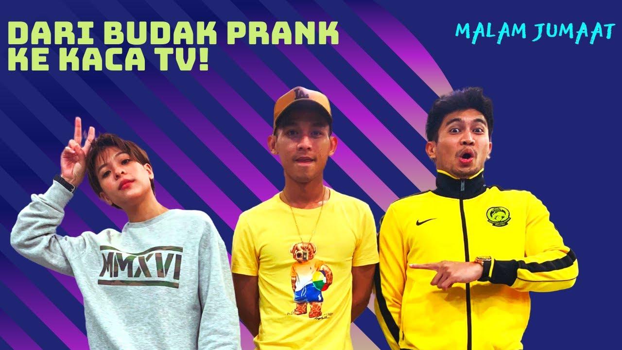 Dari Budak Prank Ke Kaca TV, Jaa Suzuran Share Kisah Mula Dari Bawah | Malam Jumaat | Fify & Hydar