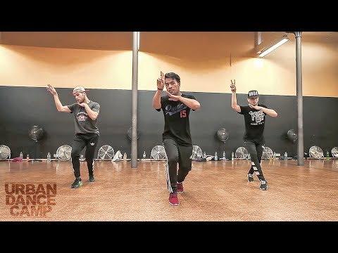 Thinking Out Loud - Ed Sheeran / Keone Madrid Choreography / 310XT Films / URBAN DANCE CAMP