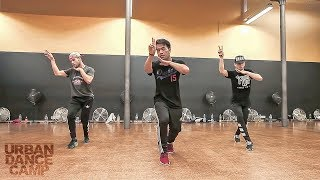 Thinking Out Loud - Ed Sheeran / Keone Madrid Choreography / 310XT Films / URBAN DANCE CAMP