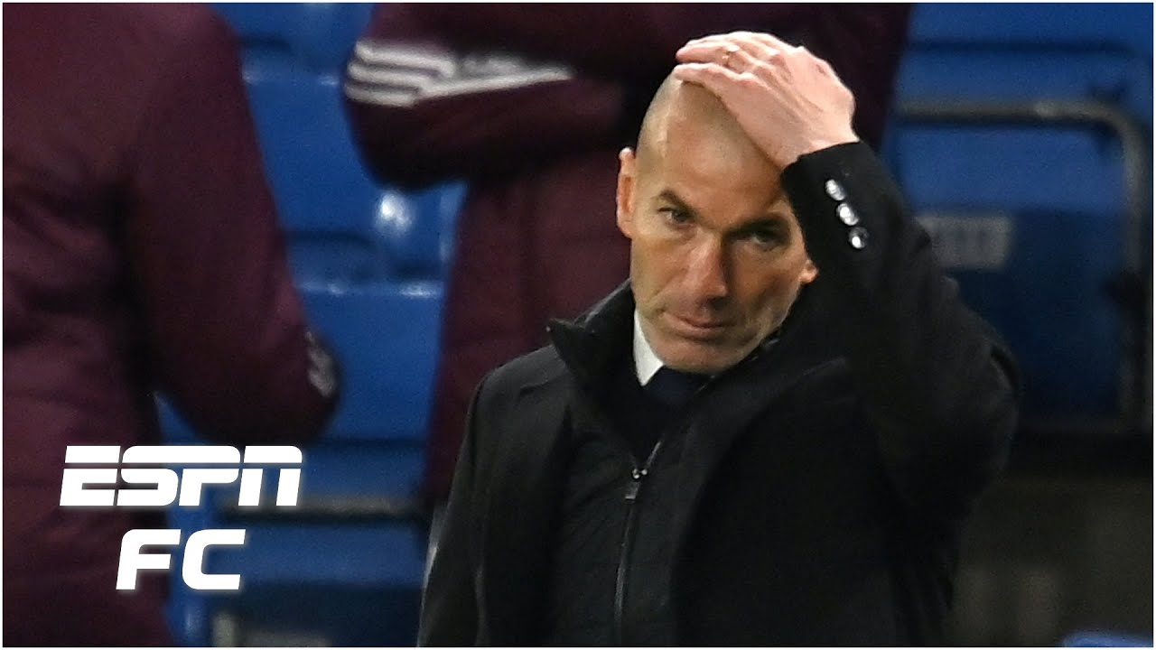 Is this the end of Zinedine Zidane at Real Madrid?! 'He got it WRONG vs. Chelsea!' | ESPN FC