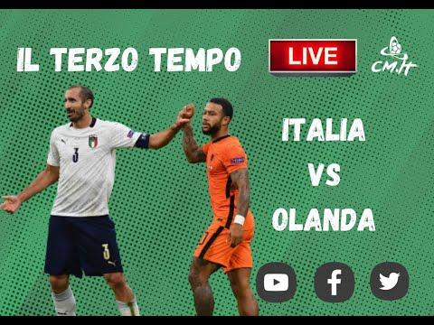🔴Nazionale, post-partita di Italia-Olanda: terzo tempo e le ultime sul caso Juve-Napoli