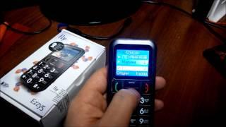 Обзор мобильного телефона Fly Ezzy 5(Группа в одноклассниках http://ok.ru/group/52118078292175 Группа в контакте: http://vk.com/club111775707 Купили здесь: https://ad.admitad.com/g/3be650., 2015-01-04T16:27:34.000Z)
