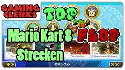 Mario Kart 8 Strecken | Top'n'Flop