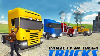 Truck Transporter Truck 2017 Android Gameplay ( By Brilliant Gamez)