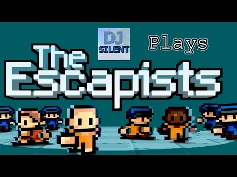 Im Not Good at this Game! |The Escapists - Episode #1 |