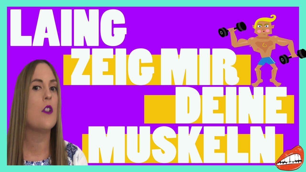 Eurovision Reaction To Laing Zeig Mir Deine Muskeln Germany