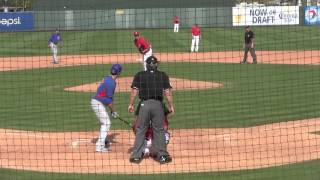 Kris Bryant Homers in First Spring Training Plate Appearance 2/28/14