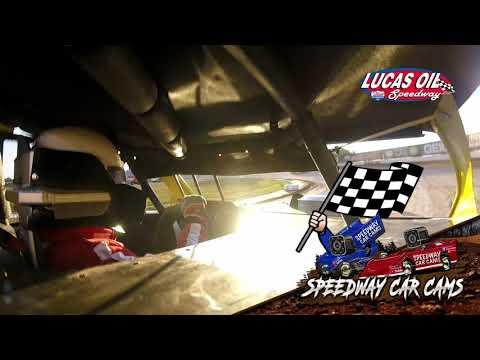 Jon Fellers - B Modified -10-19-19 Lucas Oil Speedway- In Car Camera