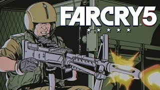 FAR CRY 5: VIETNAM - ТЕМНОЕ ВРЕМЯ ФИНАЛ #2 (DLC)