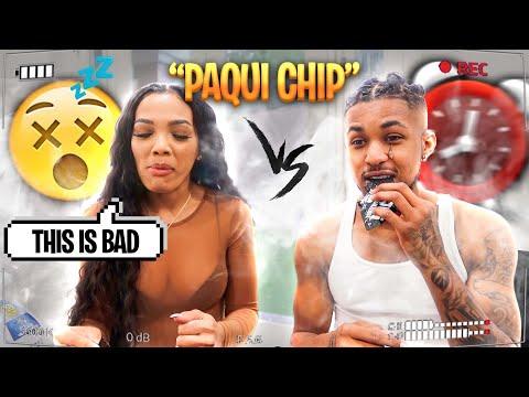 DDG CRIED!!! **Paqui One Chip Challenge**