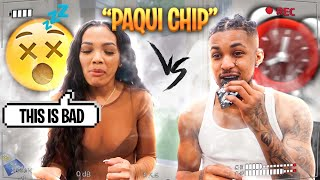 DDG CRIED!!! **Paqui One Chip Challenge**