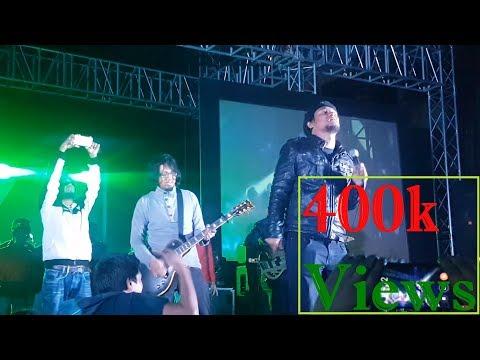 Ashes - Tamak Pata (তামাক পাতা) (Differently) (Live at BUET) [20-12-2016]
