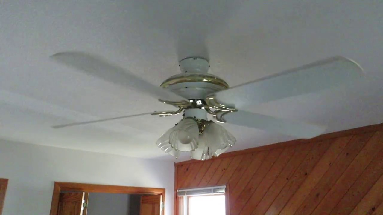 Encon Regent Ceiling Fan 2 Of 3 Youtube