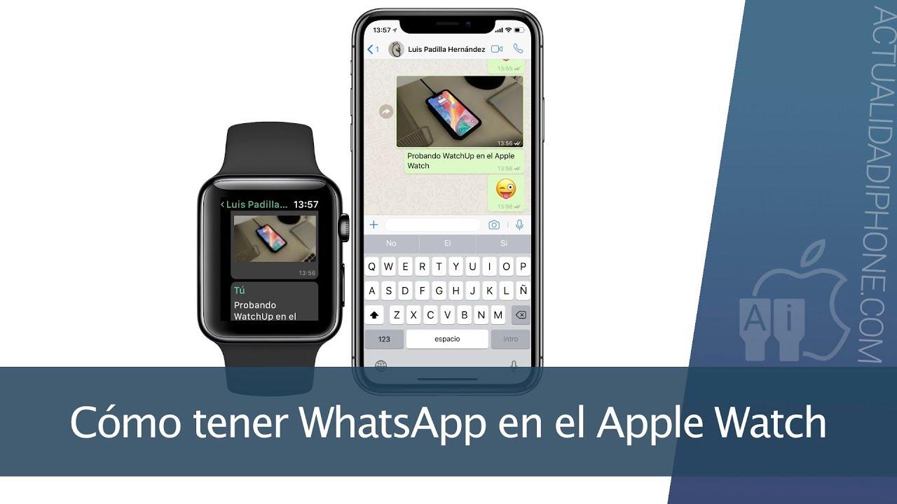 configurar apple watch en nuevo iphone
