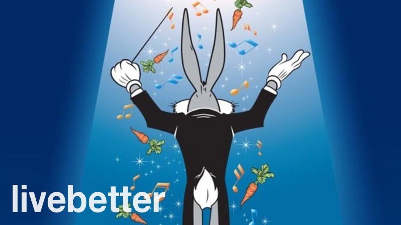M sica cl sica en dibujos animados looney tunes bugs for Musica clasica para entrenar
