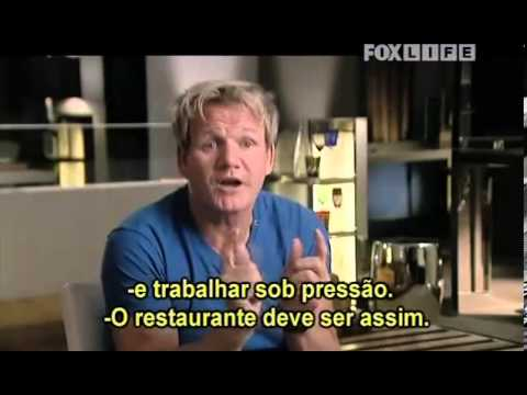 Kitchen NightMares Revisited 2 Gordon Returns Sub PtBr