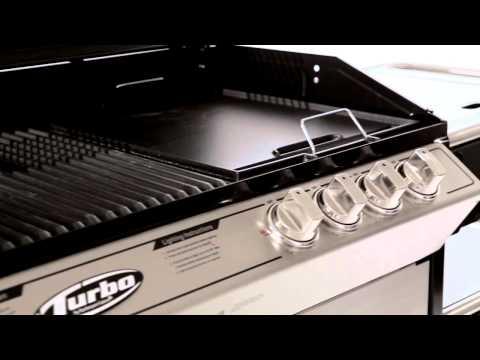 Barbeques Galore - Turbo Classic 4 Burner