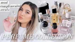2021 FRAGRANCE COLLECTION! Luxury & Affordable Perfumes + Most Complimented Perfumes