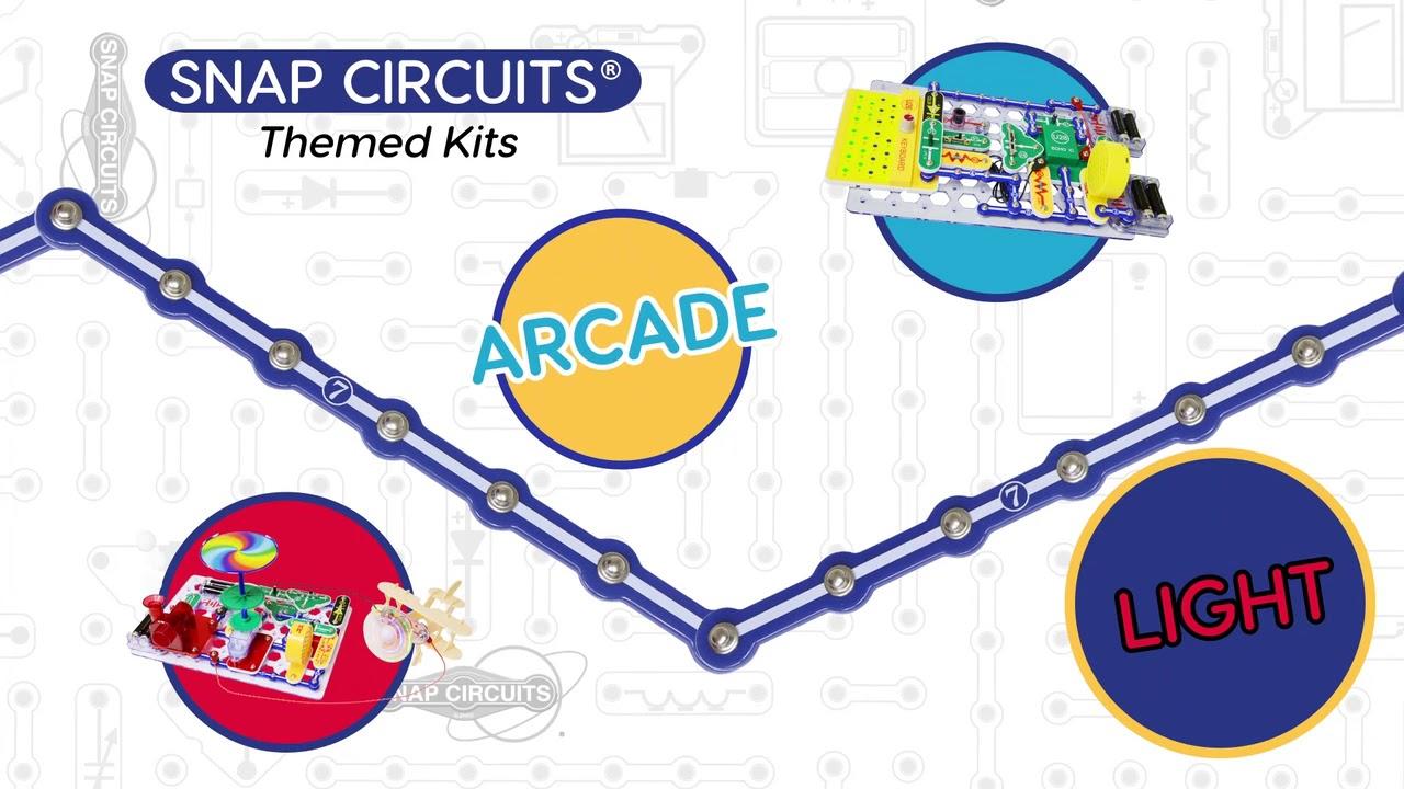 snap circuits sound elenco electronicsNew Snap Circuitsr Sound Scs185 Gtin Stock Now #20