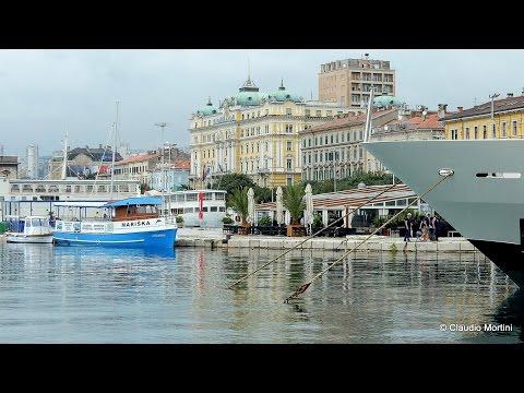 CROAZIA - FIUME / Rijeka  - TERSATTO -  Hrvatska - HD