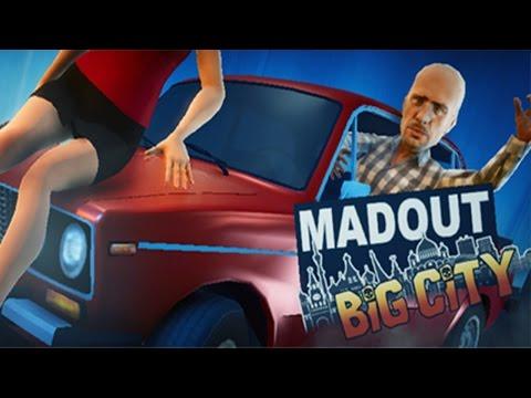 Русский Беспредел на Советском Автопроме - MadOut BIG City