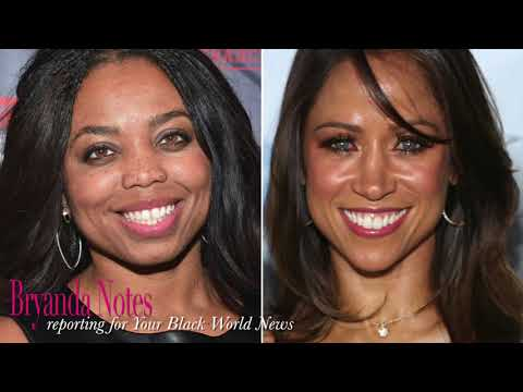 Jemele Hill Calls Out Staci Dash, For