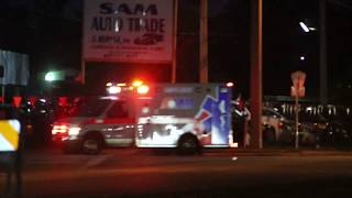 AMR Ambulance Responding - City Of Orlando