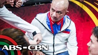SBP official not surprised at Guiao's resignation | ANC