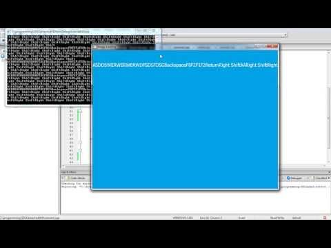 SDL2.0 tutorial 9 Display text using ttf(true type font)