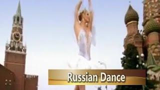 Анастасия Волочкова - клип Russian Dance, танец на Красной площади, Волочкова танцует русский балет