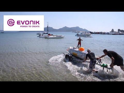 Hochleistungsmaterial für die Tiefsee | Evonik